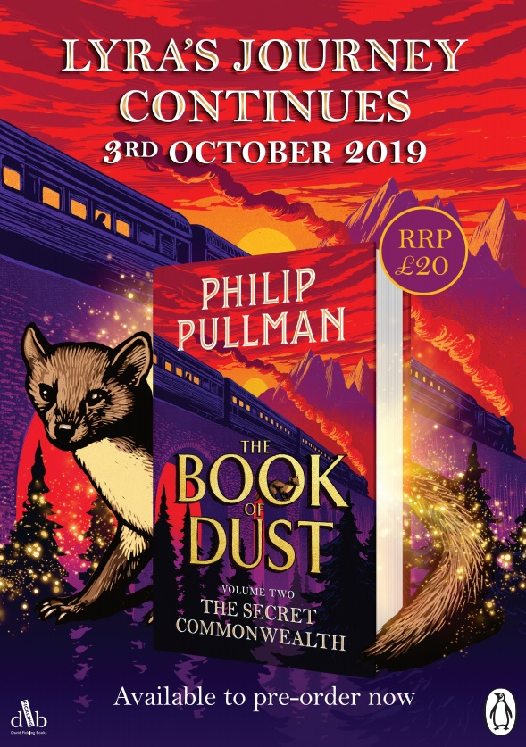 The Secret Commonwealth – Philip Pullman – Special Indie Edition